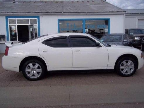 2007 dodge charger sxt awd sedan for sale sioux falls sd v6 3 5l cylinder white autolist. Black Bedroom Furniture Sets. Home Design Ideas