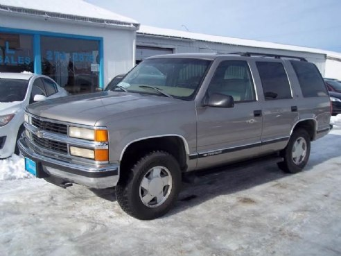 1999 Chevrolet Tahoe LT 4dr 4WD SUV for sale Sioux Falls SD V8